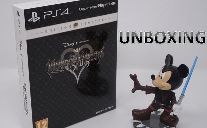 Kingdom Hearts HD 1.5 + 2.5 ReMIX Edition Limitée