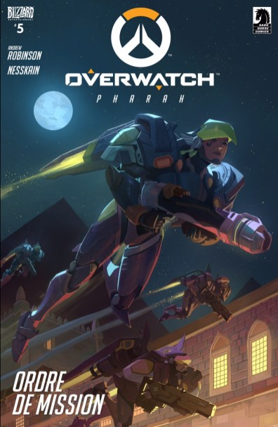 Overwatch Tome 5 - Pharah