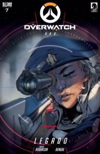 Overwatch Tome 7 - Ana