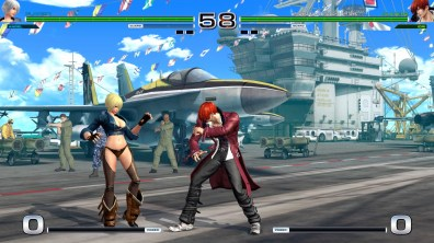 THE KING OF FIGHTERS XIV_20160820163318