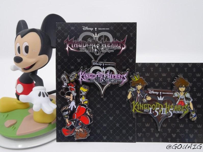 Unboxing Kingdom Hearts 1.5 2.5 HD Edition limitée - Gouaig - 7