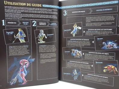Utilisation du guide