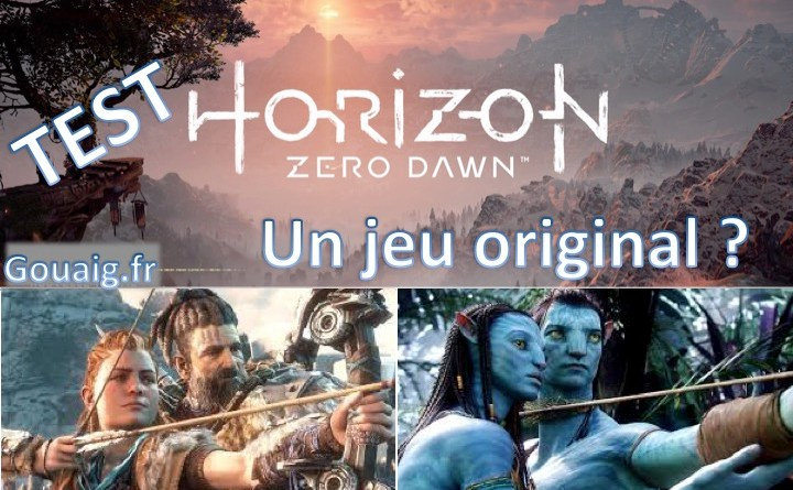 test Horizon Zero Dawn