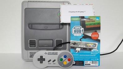 HUB Super Nintendo