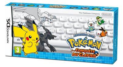 a la conquete du clavier pokemon