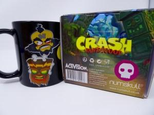 Mug Crash Bandicoot