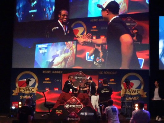 gagnant FDJ Masters League ESWC Summer 2017