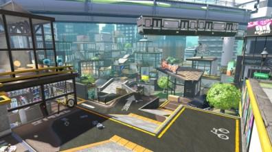 nouveaux niveaux Splatoon 2