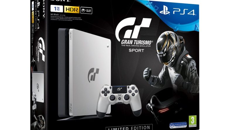 une nouvelle ps4 la playstation 4 limited edition gran turismo sport. Black Bedroom Furniture Sets. Home Design Ideas
