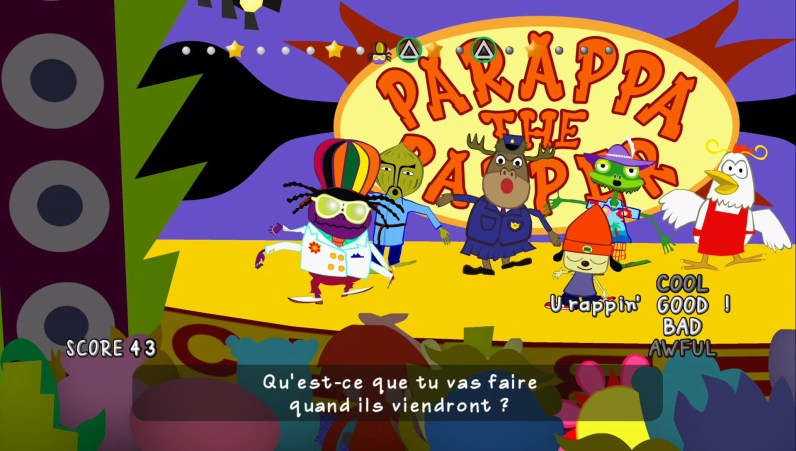 Parappa The Rapper Remastered - Gouaig.fr - 3