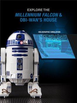 Application Sphero R2-D2 hologramme