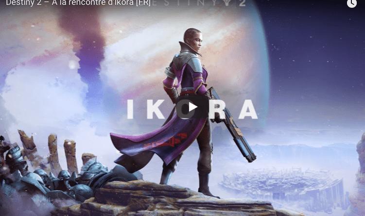 Destiny 2 ikora