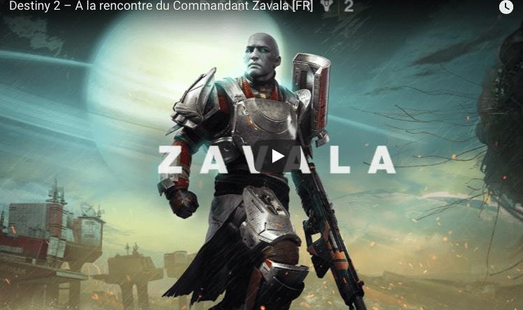 Destiny 2 Zavala