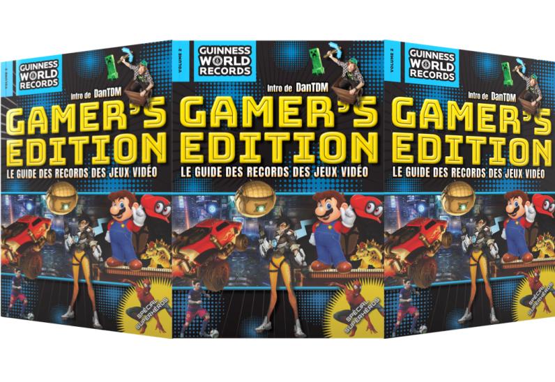 Guinness World Records Gamer