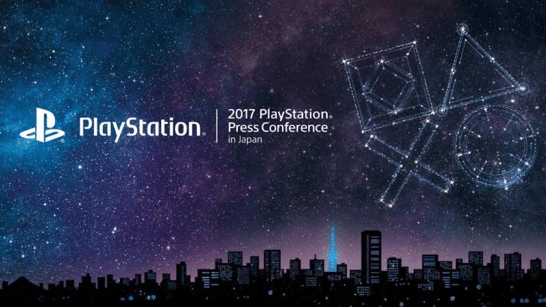 TGS2017 Playstation