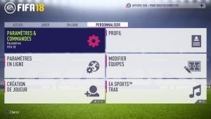 Test FIFA 18 Switch