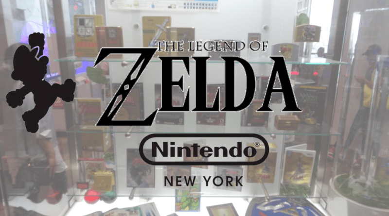 Nintendo New York Zelda