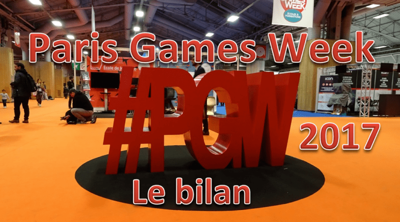 Paris Games Week bilan