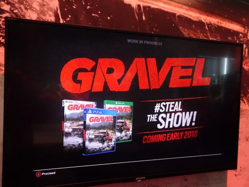 bigben gravel 18 PGW