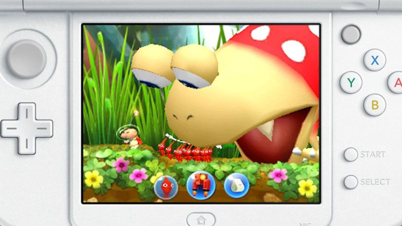 test Hey pikmin