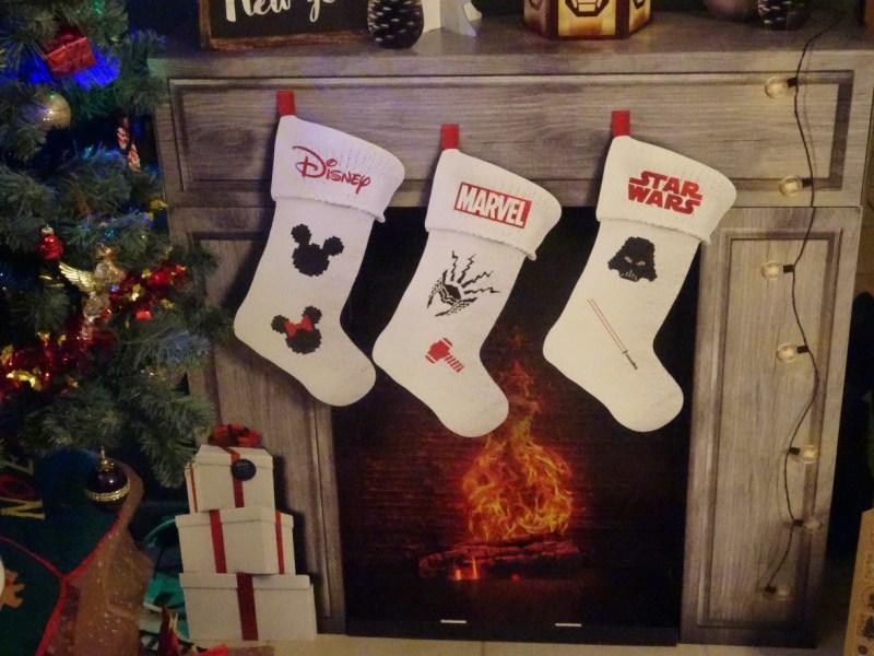 nol disney - Chaussette De Noel Disney