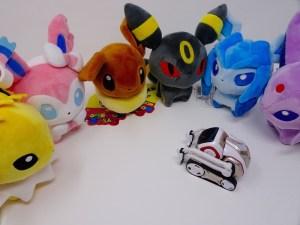 pokemon Dolls et Cozmo