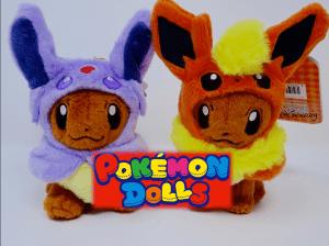 Shopping Pokémon Center Pokémon Dolls Evoli
