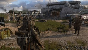 test call of duty WWII