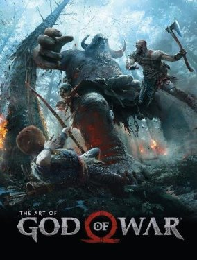 Art book god of war