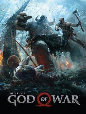 Art book god of war