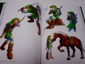 Zelda Hyrule Graphics - Art and Artifact