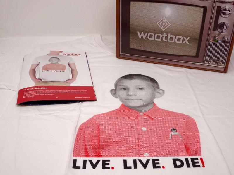 Unboxing wootbox janvier