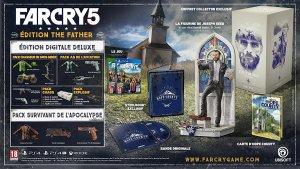 Edition collector Far Cry 5