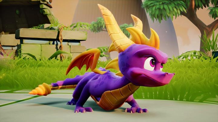Spyro PS4