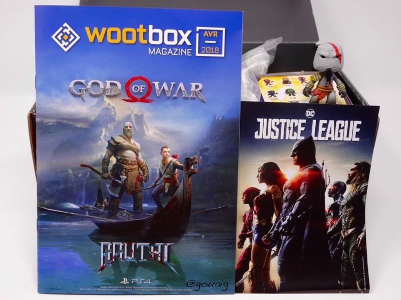 Unboxing Brutal God Of War