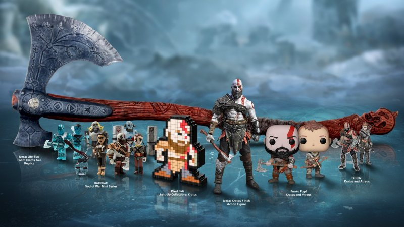 playstation God of War