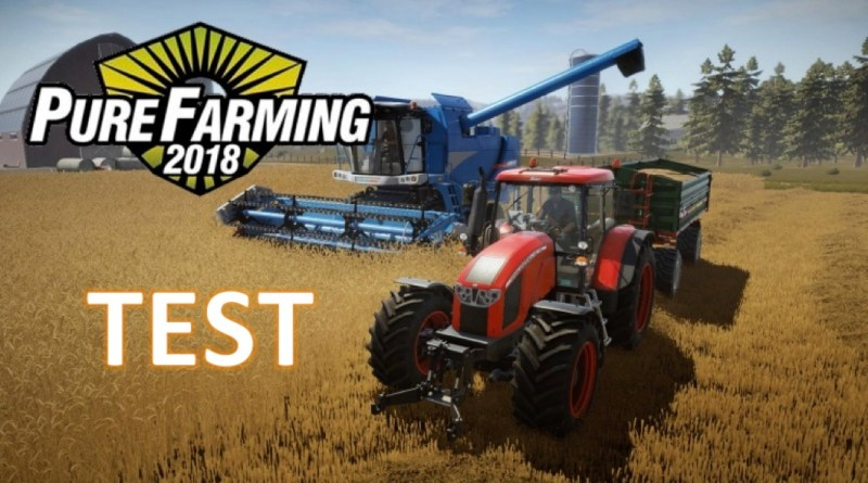 test pure farming 2018