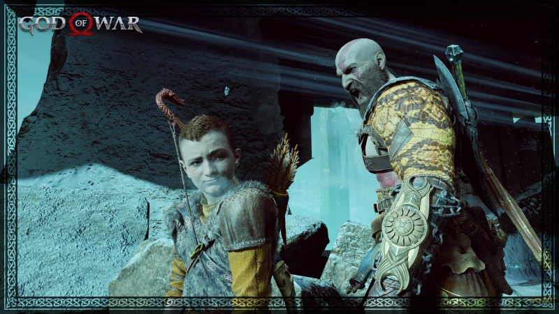 mode photo god of war