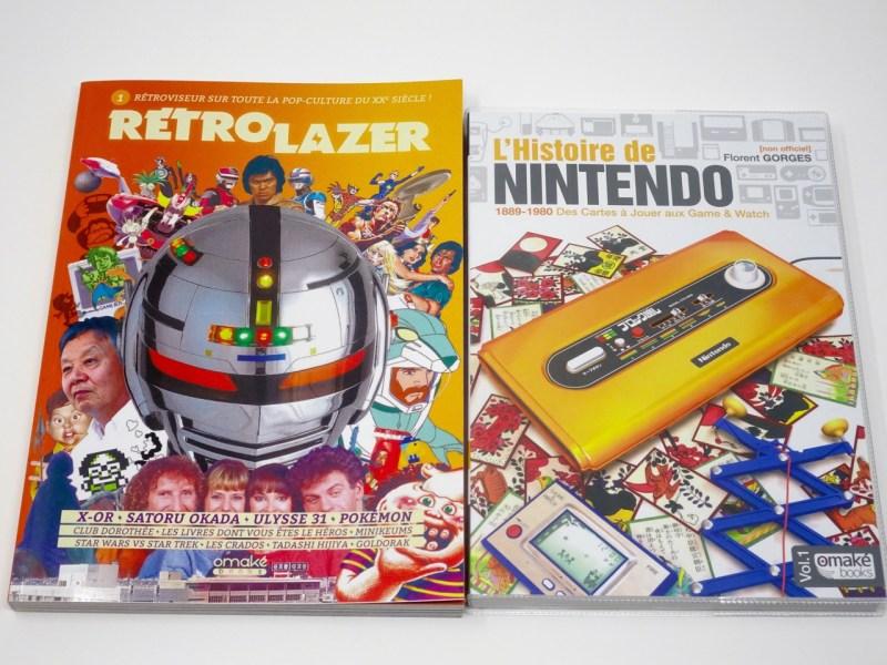 Mon avis sur le 1er numéro de Rétro Lazer