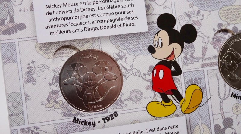 Monnaie de Paris - Mickey à travers les âges
