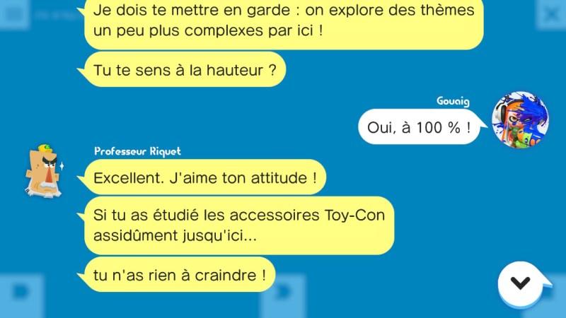 Nintendo Labo Atelier Toy Con