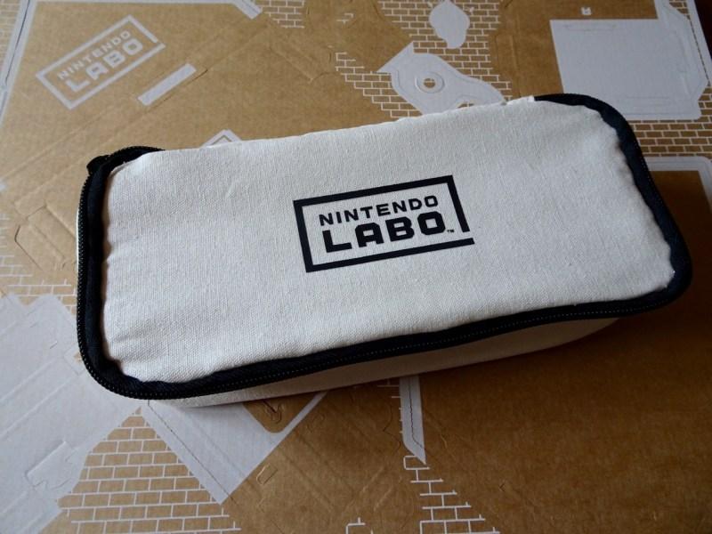 trousse Nintendo Labo