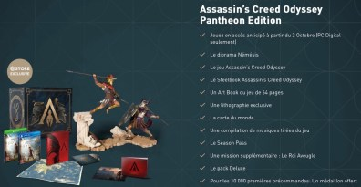 collector assassin's creed odyssey