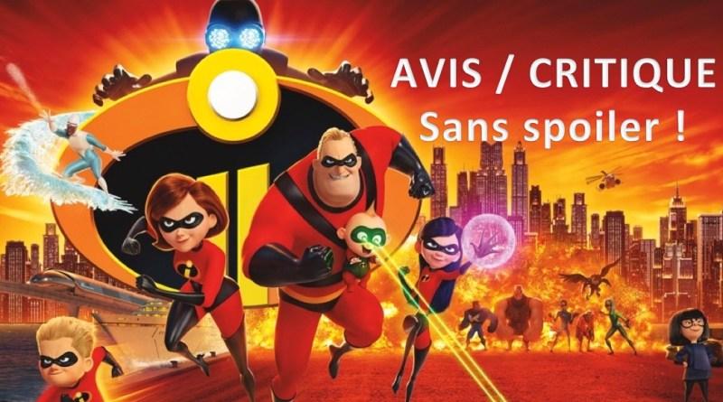 Avis Les Indestructibles 2 - Gouaig
