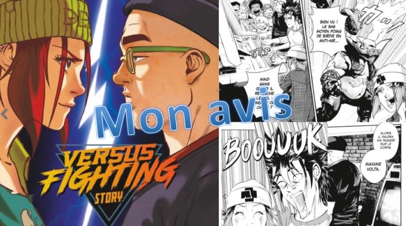 avis Versus Fighting Story – Round 2 - Gouaig