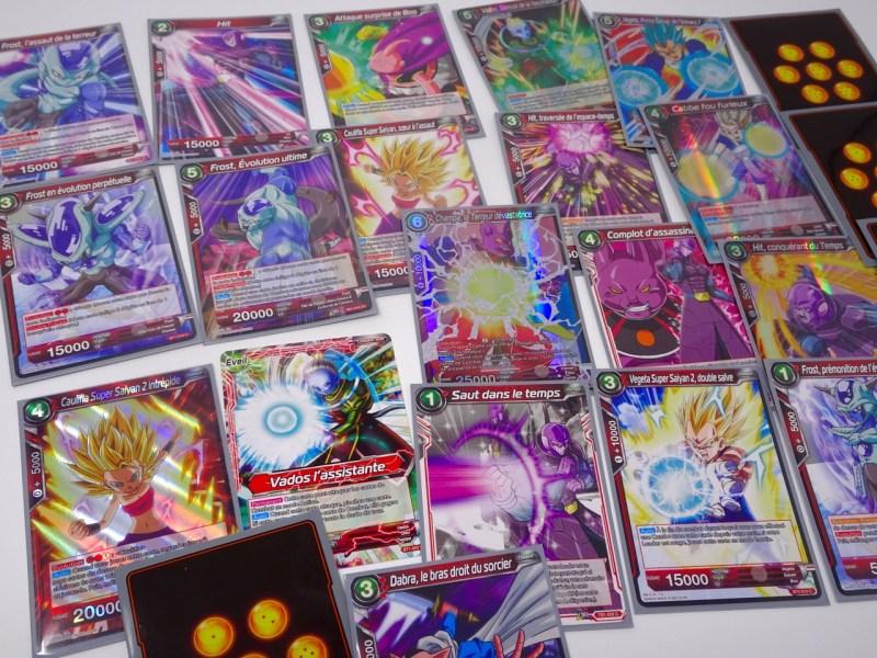 Jeu de cartes Dragon Ball Super Card Game