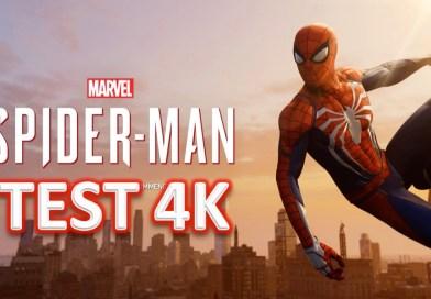 [Test] Marvel's Spiderman sur PlayStation 4 (et PS4 Pro 4K)