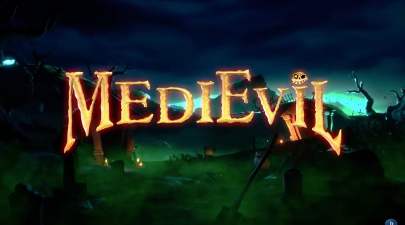 Trailer Medievil PS4 4K - gouaig