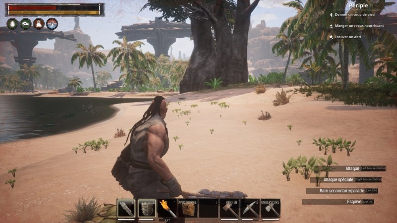 Test Conan Exiles PS4 PC Xbox One