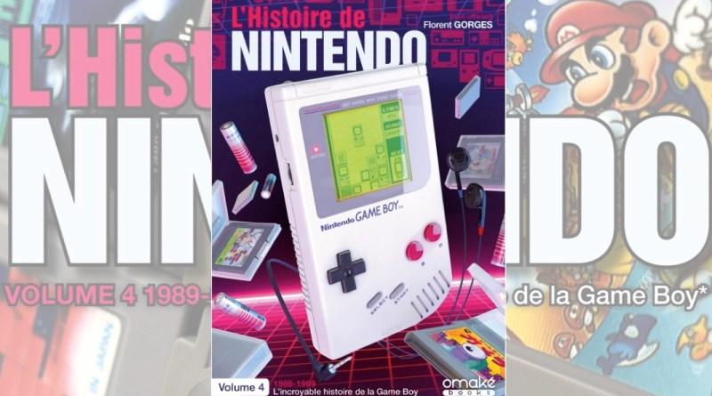 L'histoire de Nintendo Vol 4 - Histoire de la Gameboy